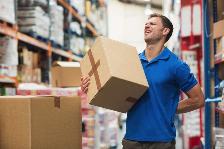 Trastornos músculo-esqueléticos en el sector comercio
