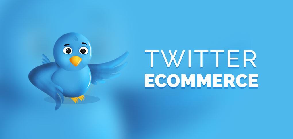 Twitter para comercio.