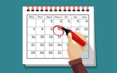 Aperturas Domingos y Festivos año 2020